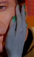 Greenfingernails